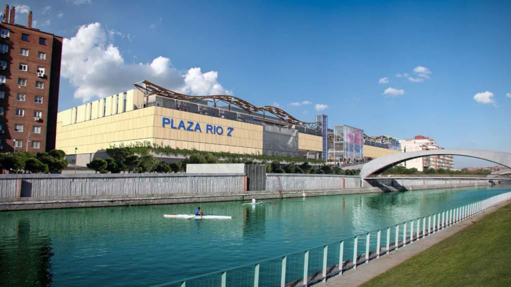 Centro Comercial Río 2