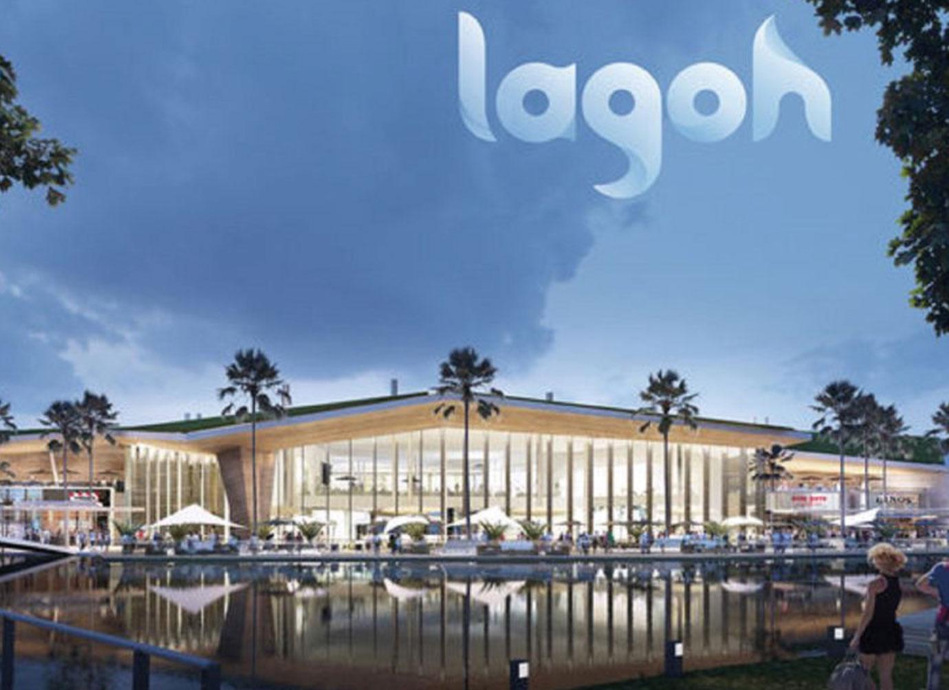 Lagoh, el nuevo centro comercial de Sevilla